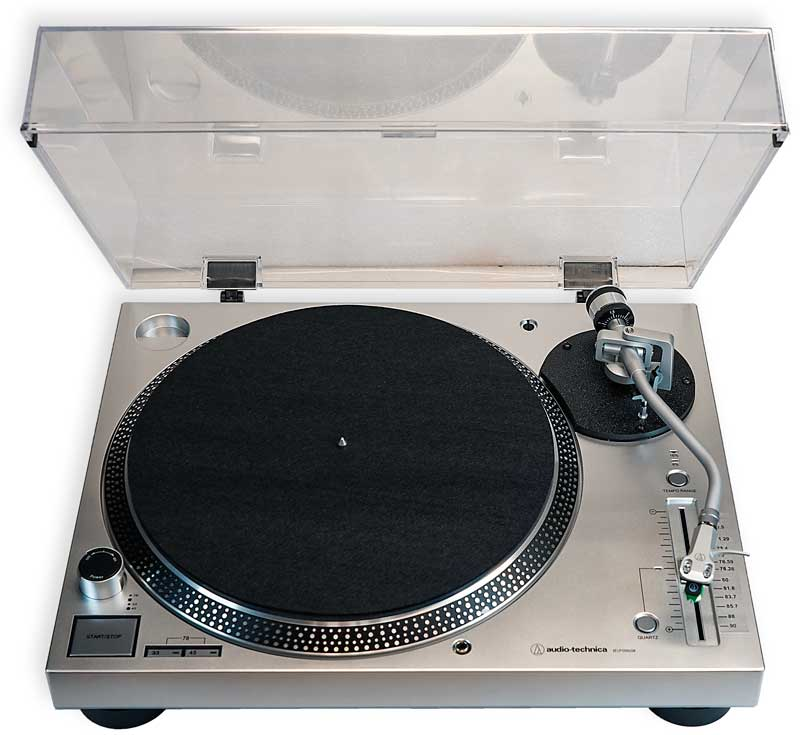 Audio Technica Usb And Transcripion Turntable